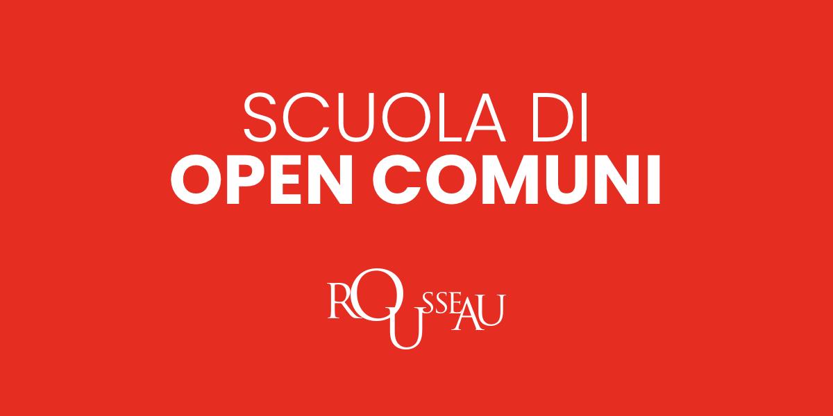 Scuola di Open Comuni