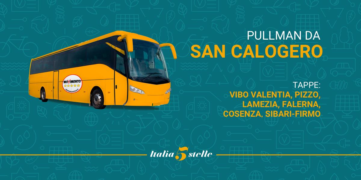 Pullman da San Calogero (VV)