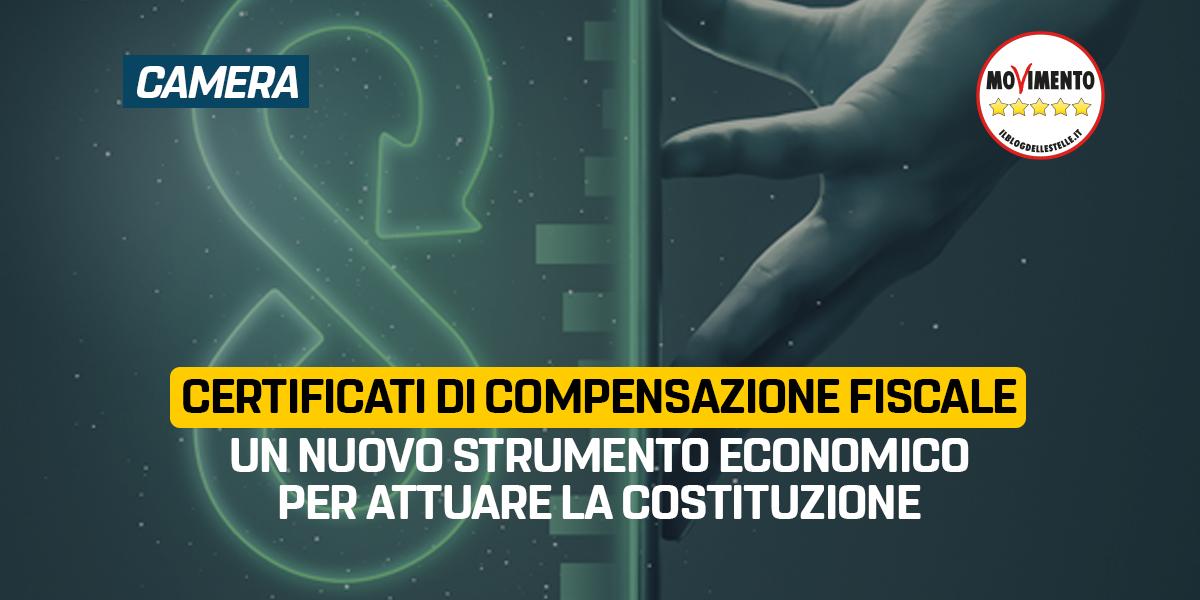 Certificati di compensazione fiscale