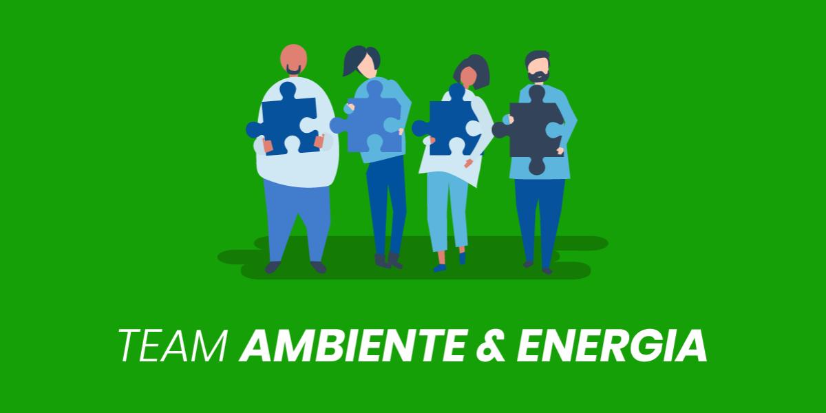 Team del Futuro per l'Ambiente e l'Energia