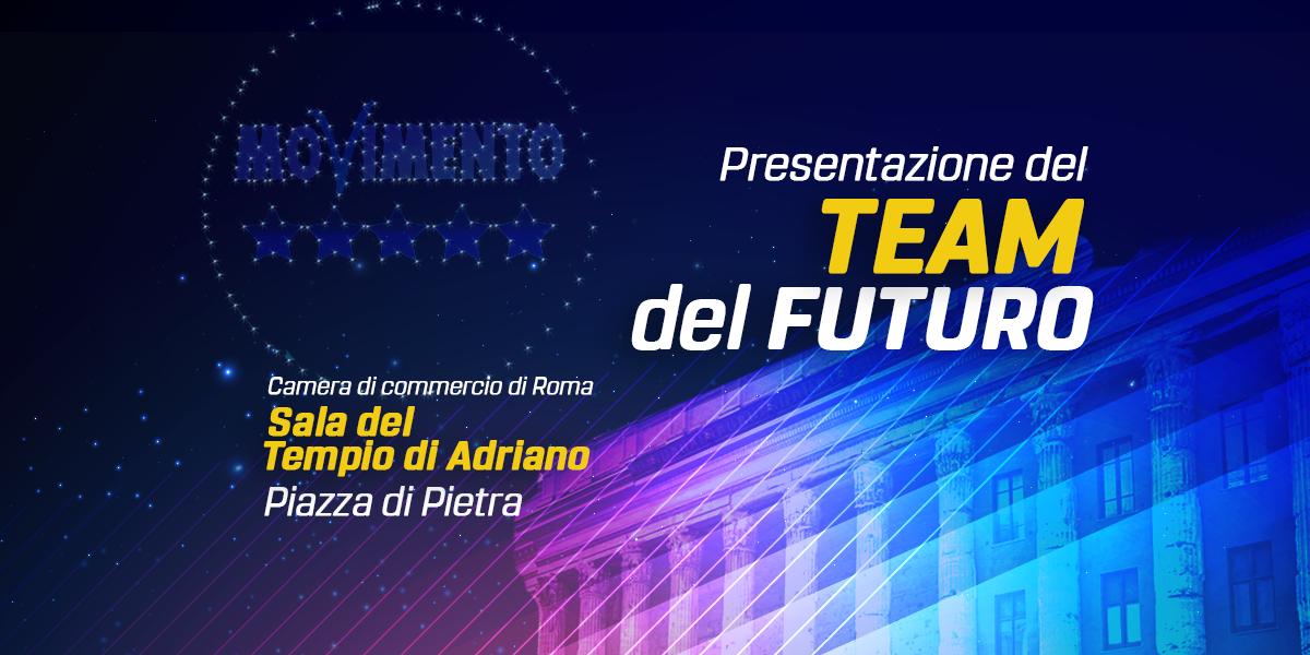 Presentazione del Team del Futuro