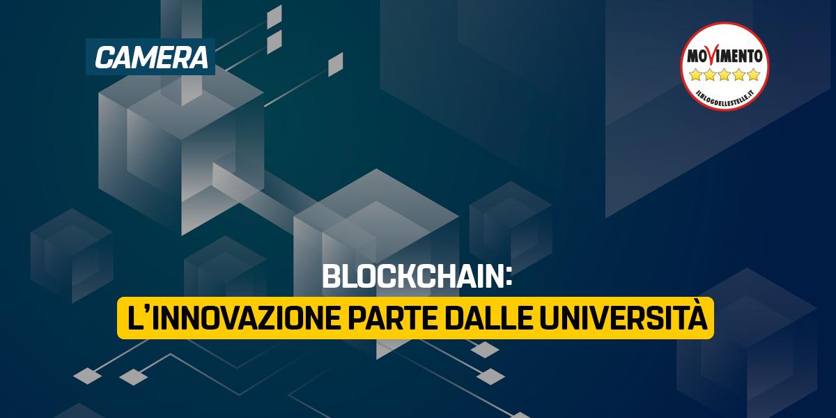 Blockchain: l'innovazione parte dalle Università