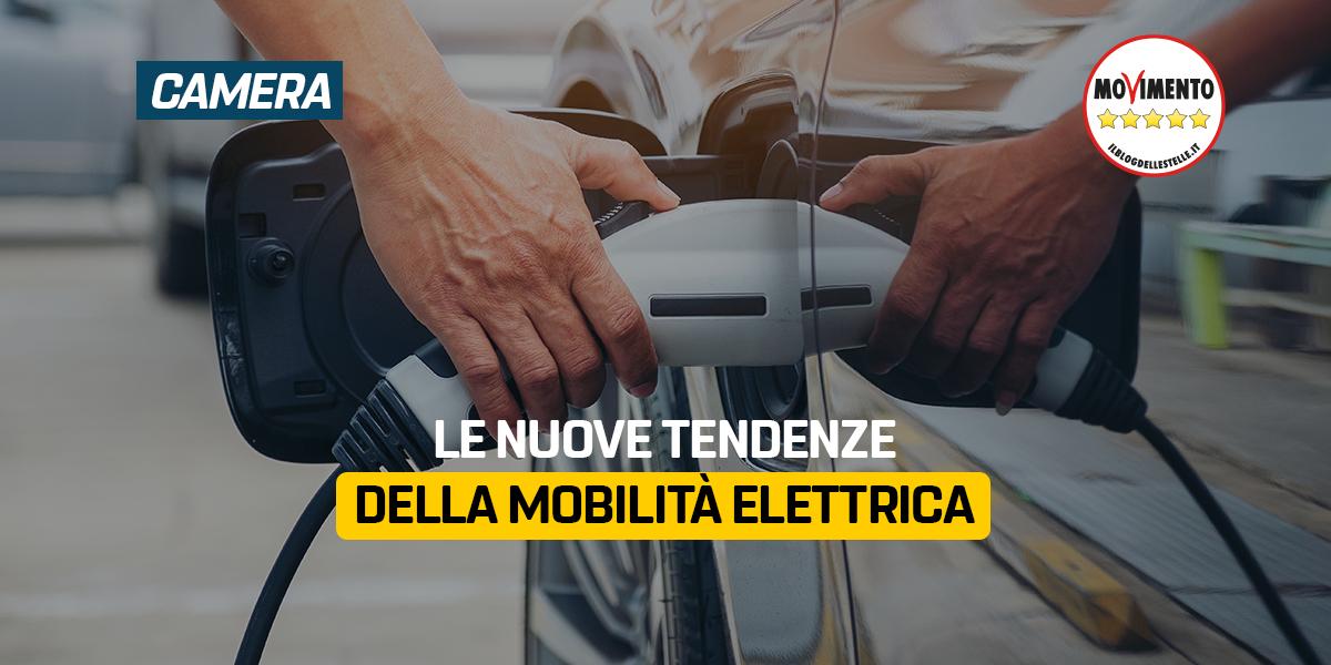 Le nuove tendenze della mobilità elettrica
