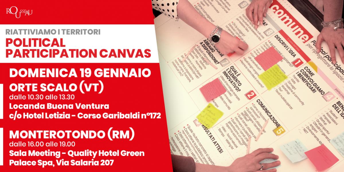 #CanvasTour - Monterotondo (RM)