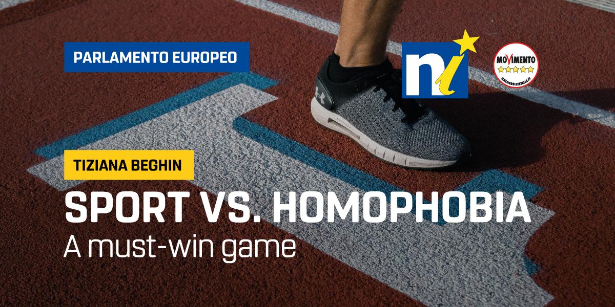 Sport vs Homophobia