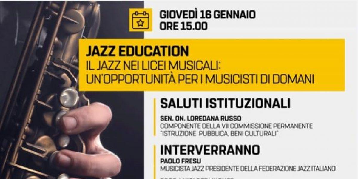 Il jazz nei licei musicali: un'opportunità per i musicisti di domani