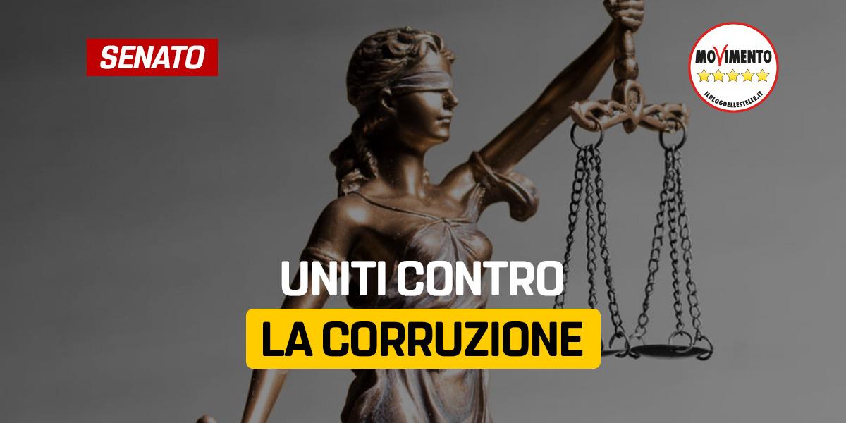 Uniti contro la corruzione