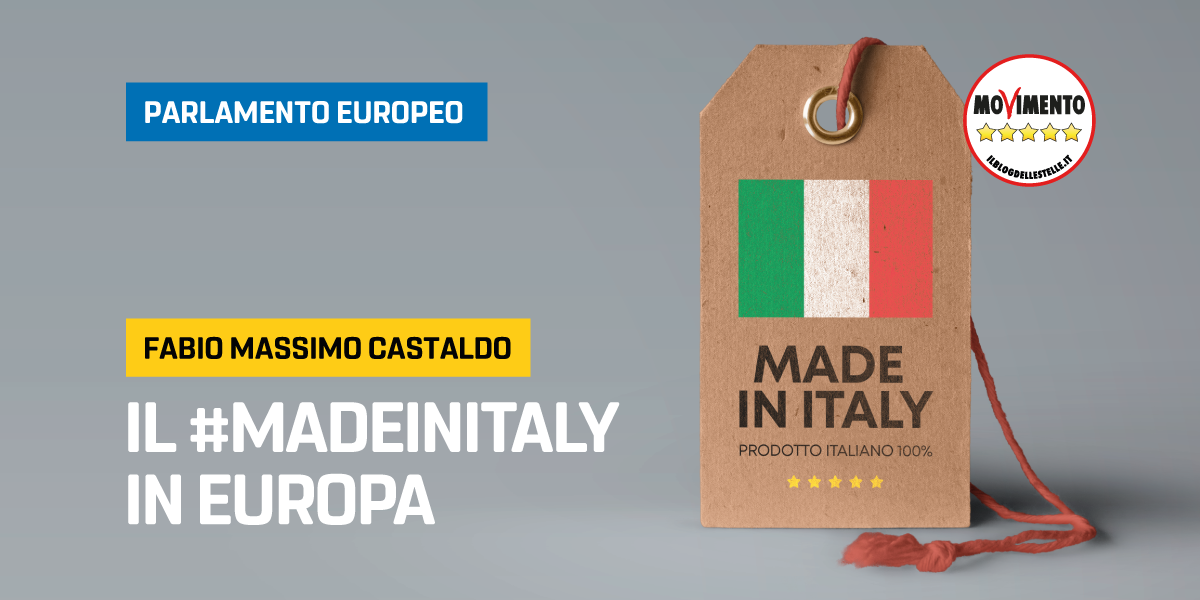 Il #madeinItaly in Europa