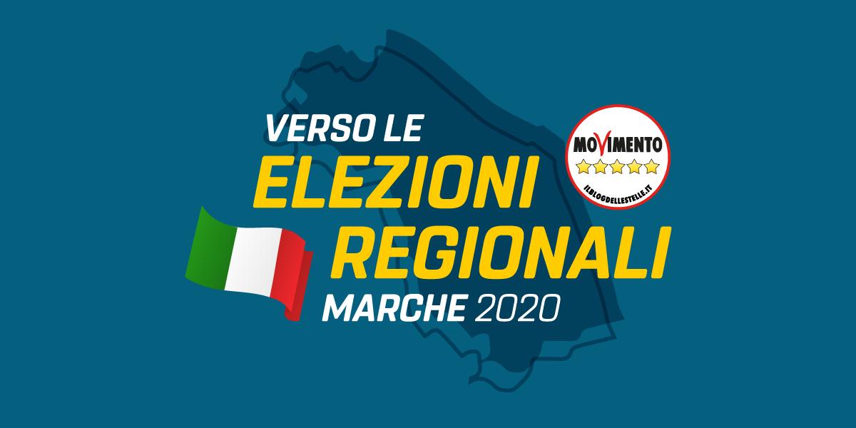VERSO LE REGIONALI - MARCHE 2020