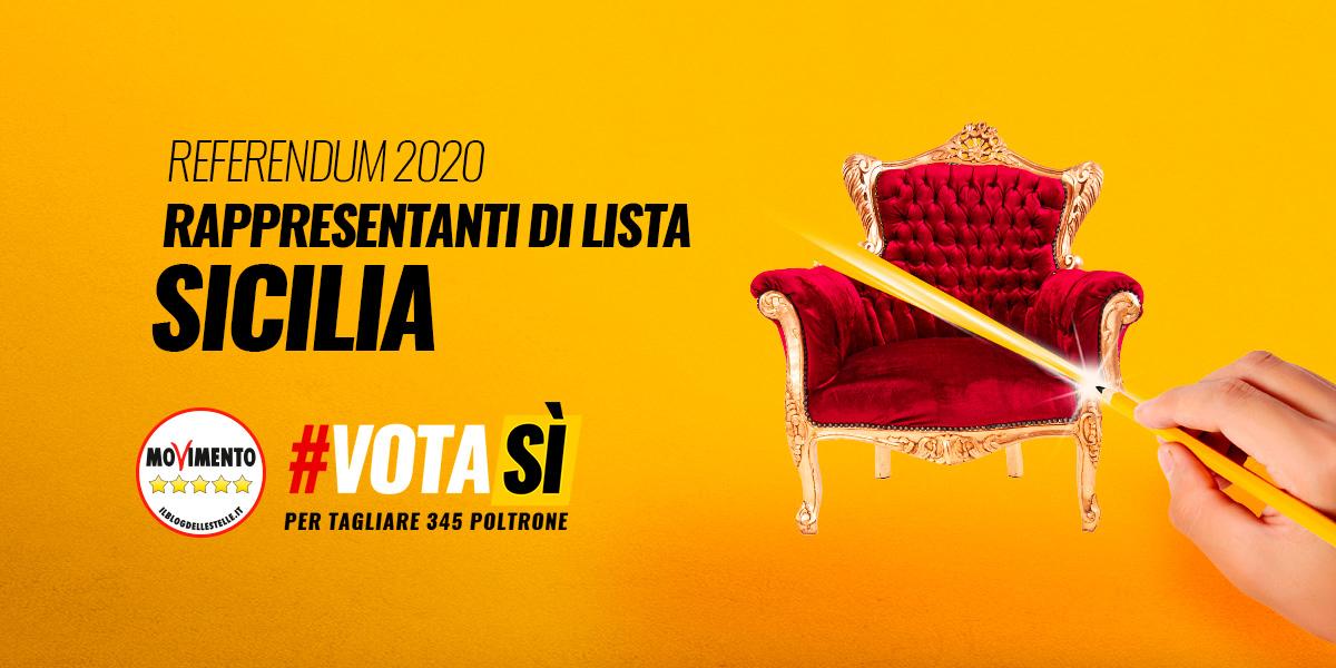 RDL SICILIA - REFERENDUM COSTITUZIONALE