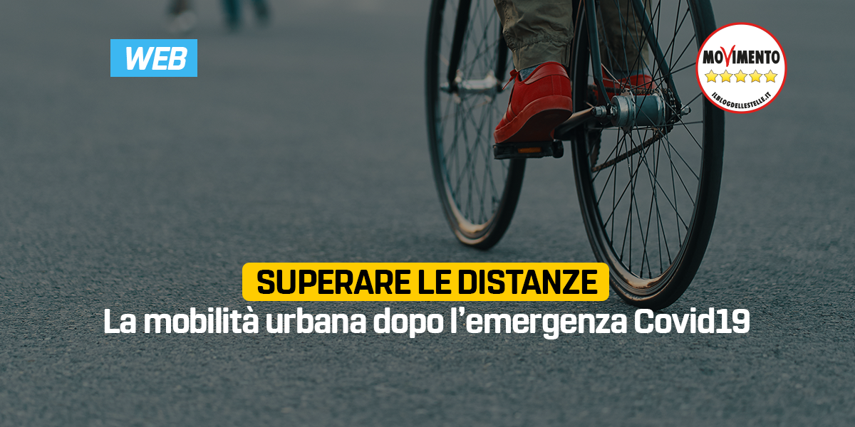 La mobilità urbana dopo l'emergenza Covid19