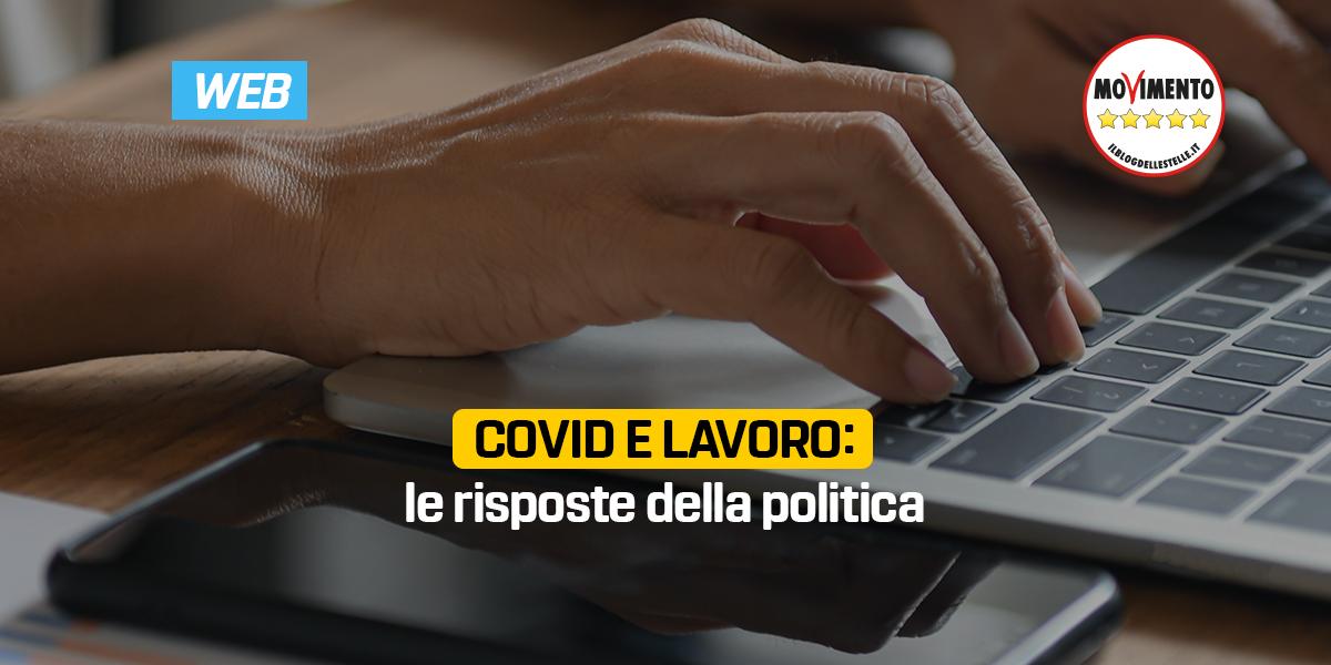 COVID E LAVORO: le risposte della politica