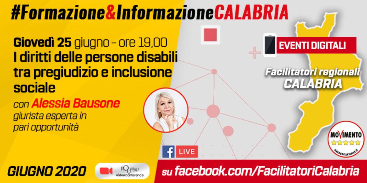 Informazione e coinvolgimento: I diritti delle persone disabili