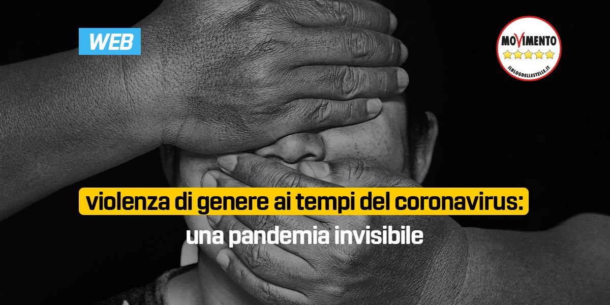 Violenza di genere ai tempi del coronavirus: una pandemia invisibile