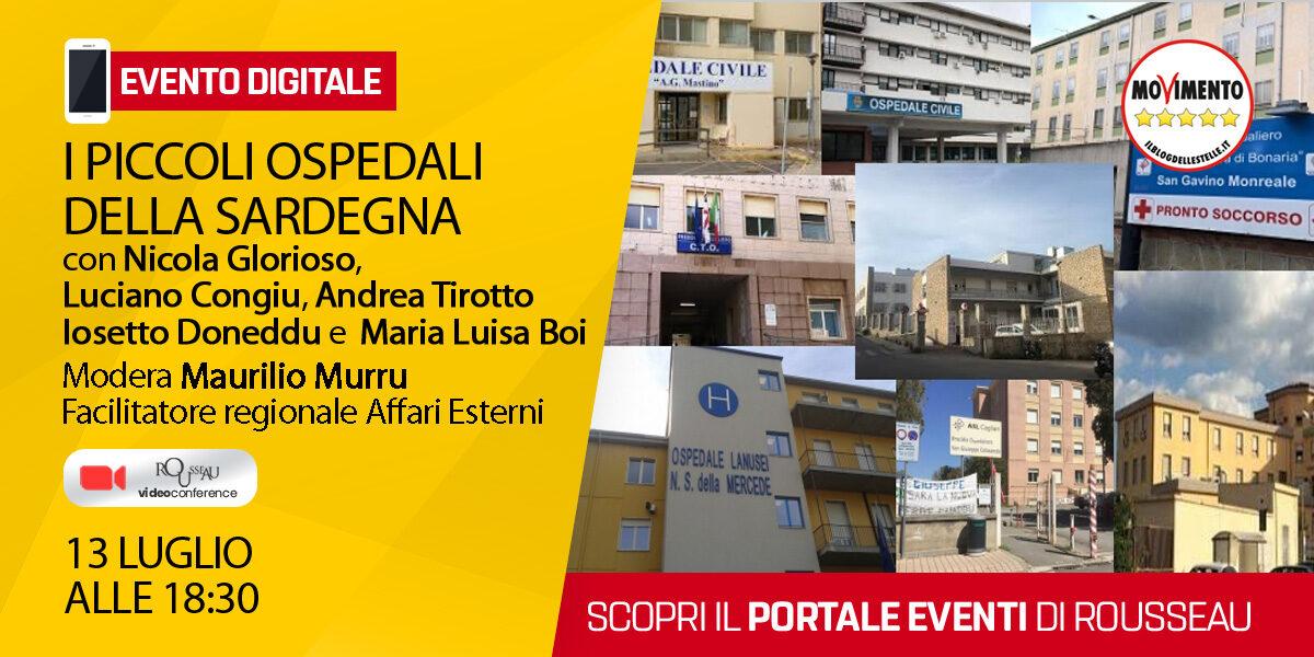 I piccoli ospedali della Sardegna
