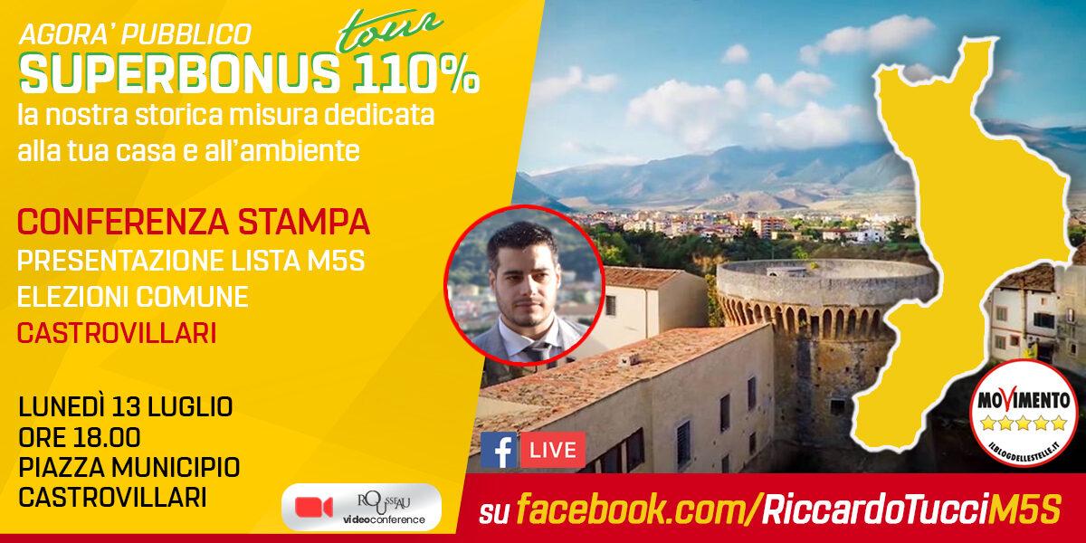 SUPERBONUS 110% Tour - Castrovillari