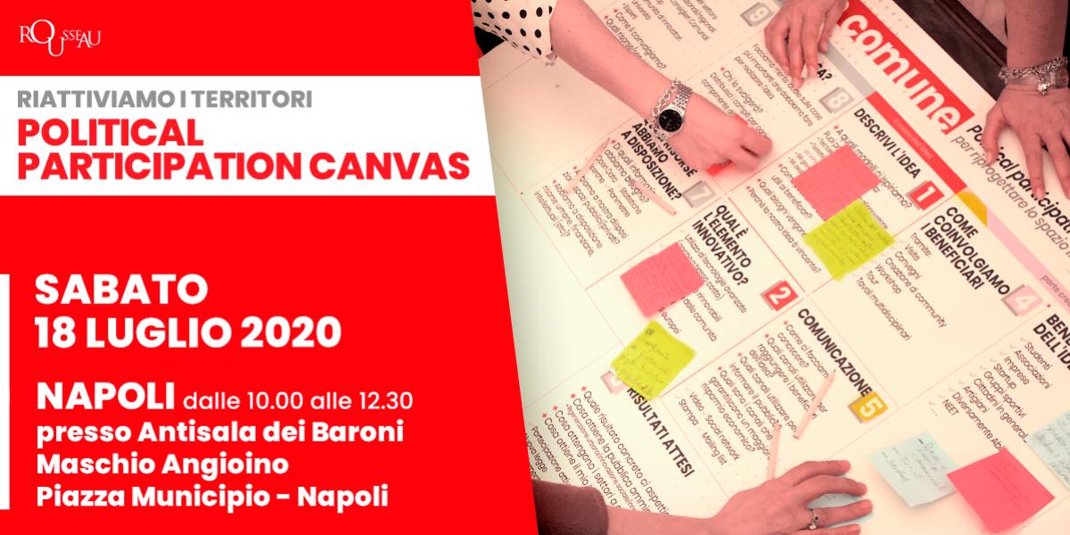 #CanvasTour - Napoli