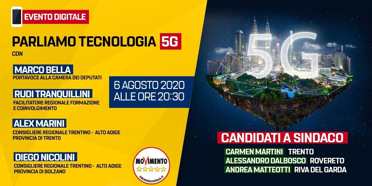PARLIAMO DI TECNOLOGIA 5G