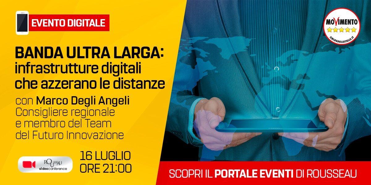 Banda Ultra Larga: infrastrutture digitali che azzerano le distanze
