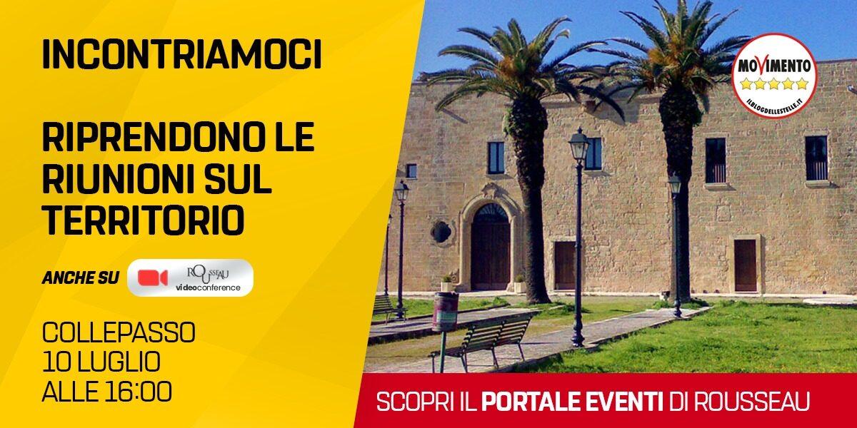 Incontriamoci - Provincia di Lecce