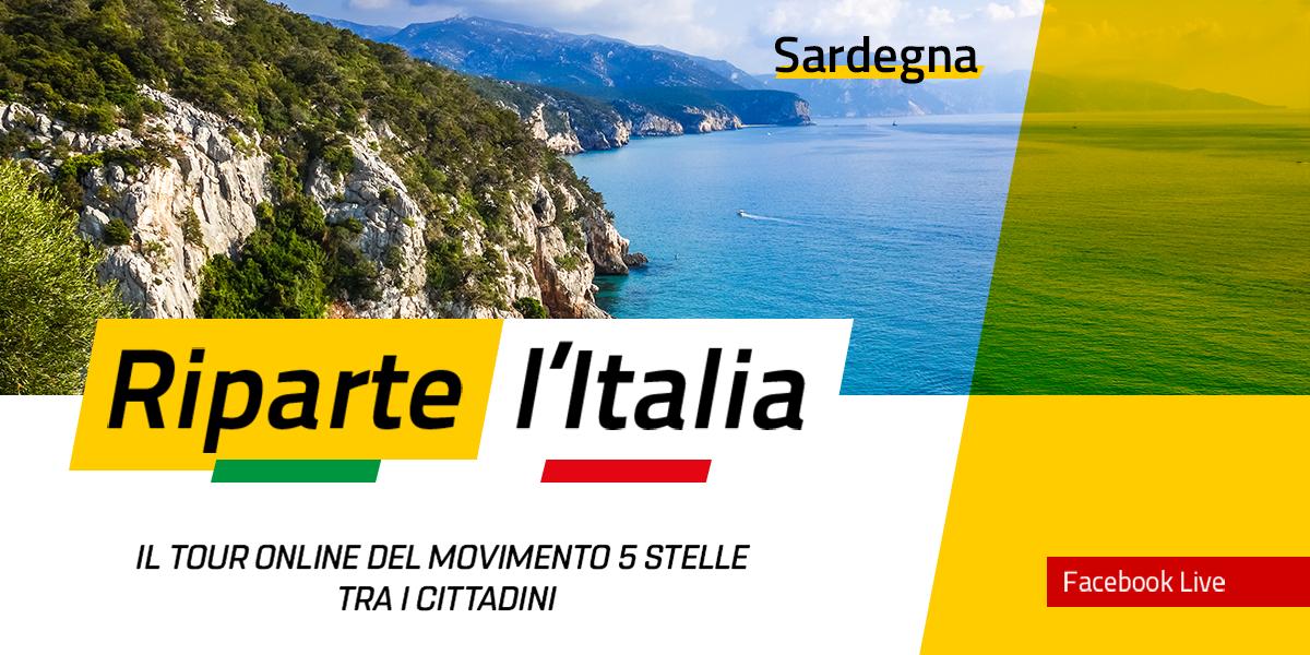SARDEGNA - Riparte l'Italia
