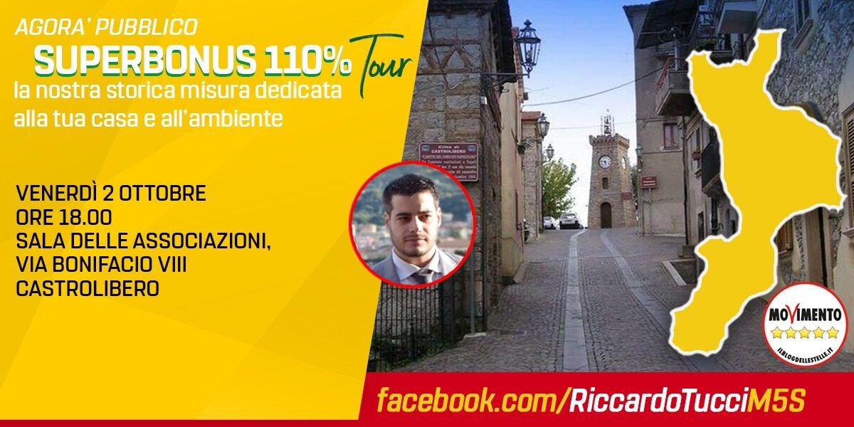 SUPERBONUS 110% Tour - Castrolibero (CS)