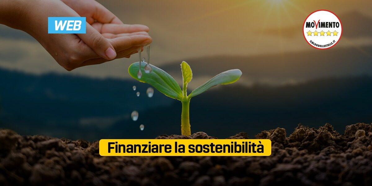 Finanziare la sostenibilità