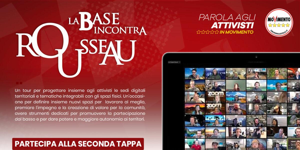 """Tour """"La Base incontra Rousseau"""