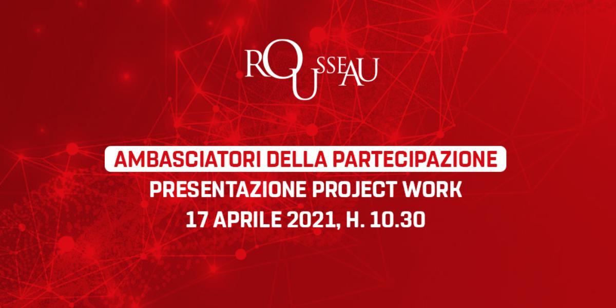 Presentazione Project Work