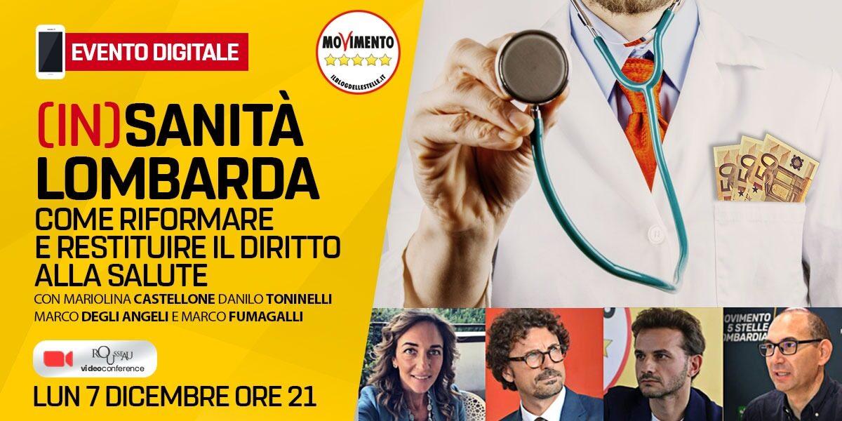 (In)Sanità Lombarda