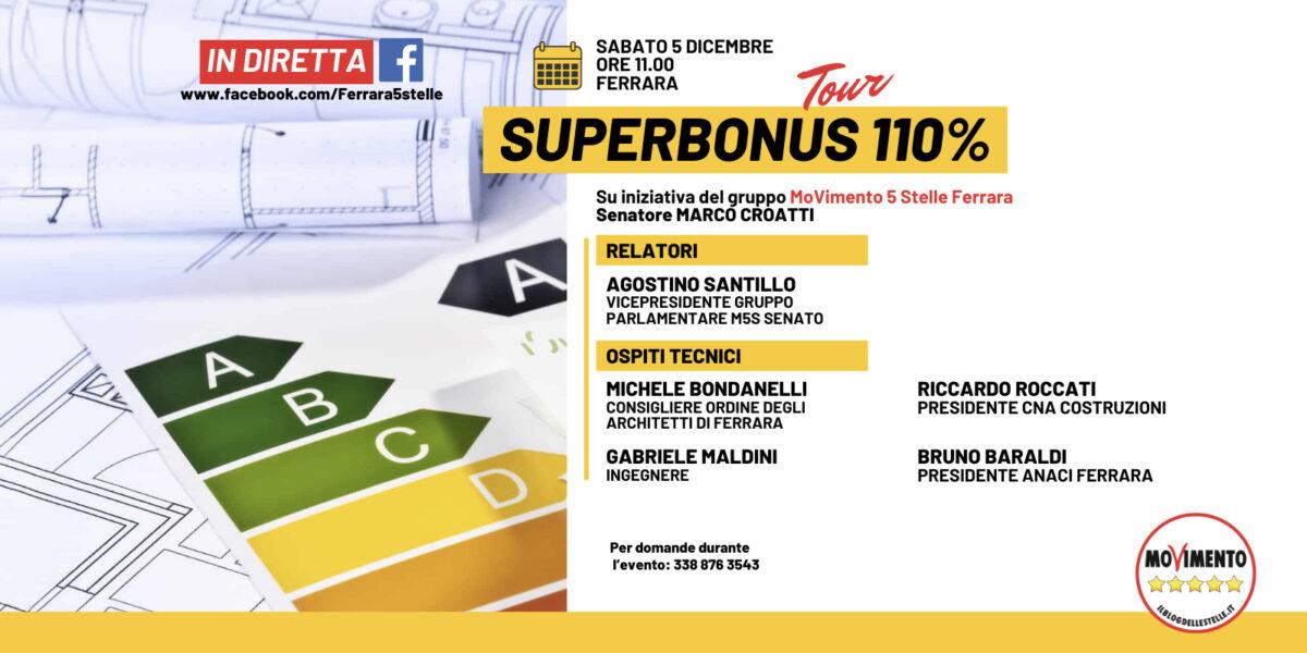 ECOBONUS 110% - Ferrara