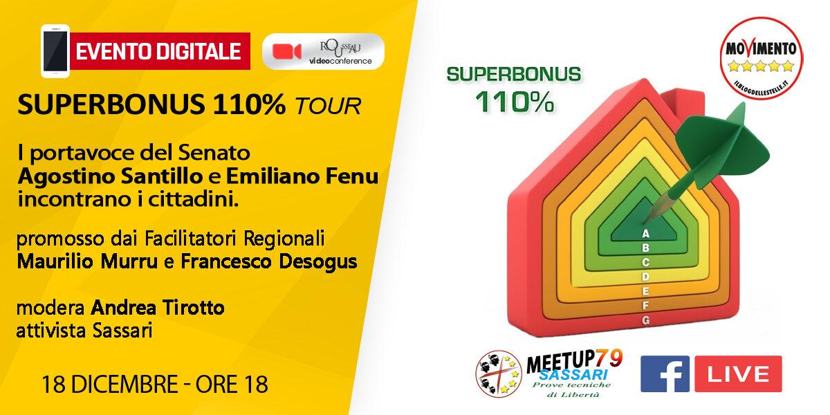 SUPERBONUS 110% - Tour Sardegna