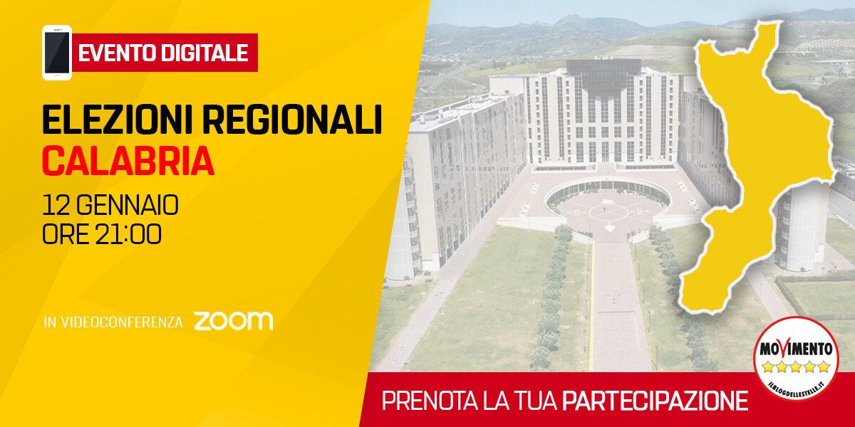 Riunione Regionale Calabria