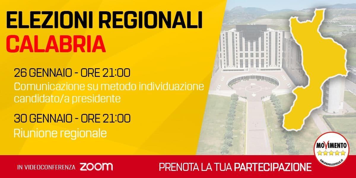 Riunione regionale doppio appuntamento