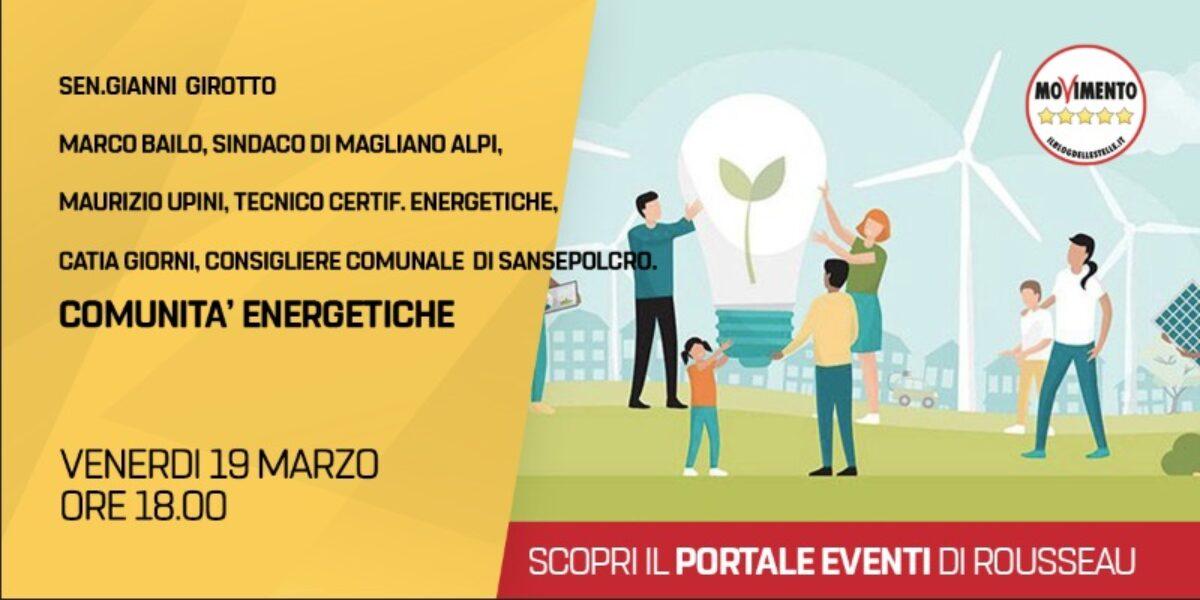 Borgodomani: comunità energetiche e autoconsumo collettivo