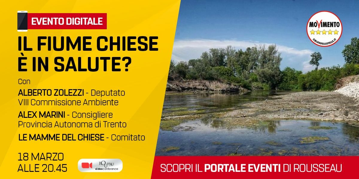 Il fiume Chiese è in salute?